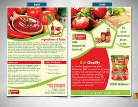 #11 for Salalah Foods Flyer by HarunBoni