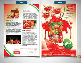 #26 for Salalah Foods Flyer by HarunBoni