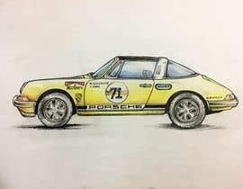 ravin517 tarafından Car Illustration için no 36