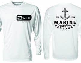 hasembd tarafından T-shirt design - marine research company için no 116
