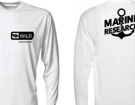 mdyounus19 tarafından T-shirt design - marine research company için no 161
