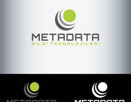 #22 para Logo Design for Metadata por AnaKostovic27