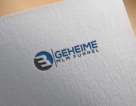 #135 for Design a new logo for my new Product '3 Geheime MLM Funnel' by isratj9292