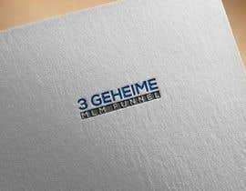 #125 for Design a new logo for my new Product '3 Geheime MLM Funnel' by MOFAZIAL