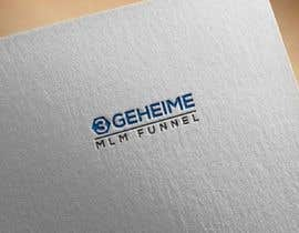 #127 for Design a new logo for my new Product '3 Geheime MLM Funnel' by MOFAZIAL