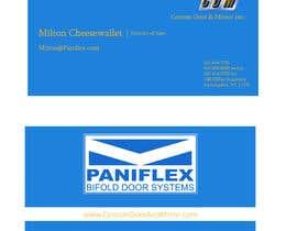 Nro 369 kilpailuun Design a business card käyttäjältä Fikir19