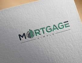 Nro 269 kilpailuun Mortgage Simple Logo käyttäjältä creativelogo08
