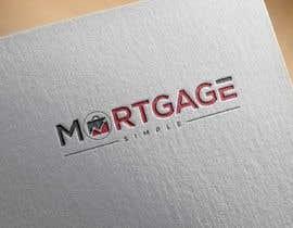 Nro 270 kilpailuun Mortgage Simple Logo käyttäjältä creativelogo08