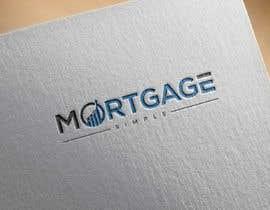Nro 271 kilpailuun Mortgage Simple Logo käyttäjältä creativelogo08