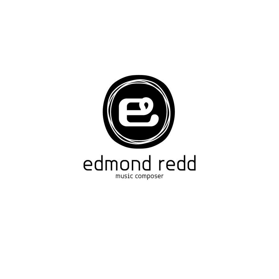 #37 for Logo Design for Edmond Redd- Music Composer by pjison
