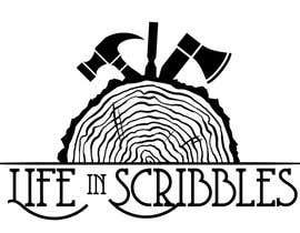 """bwcdesignsbykc tarafından Logo design - """"Life in Scribbles"""" için no 136"""