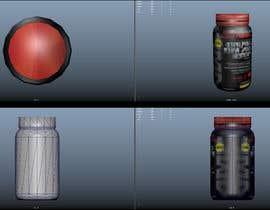 Nro 3 kilpailuun 3D Low Poly model design käyttäjältä Hammerstache
