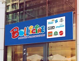 #64 for Toy Shop Signboard by picchihasan