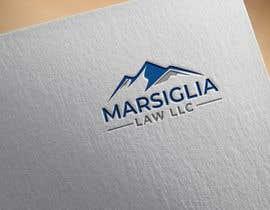 #208 untuk Marsiglia Law Logo oleh pollobg