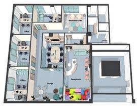 faisolfuady tarafından Design and Floor Plan for Clinic  - 22/01/2020 13:13 EST için no 21
