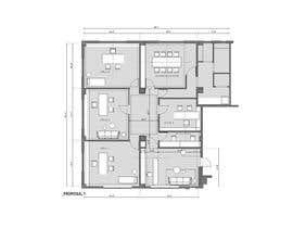 ArielaMartini tarafından Design and Floor Plan for Clinic  - 22/01/2020 13:13 EST için no 8