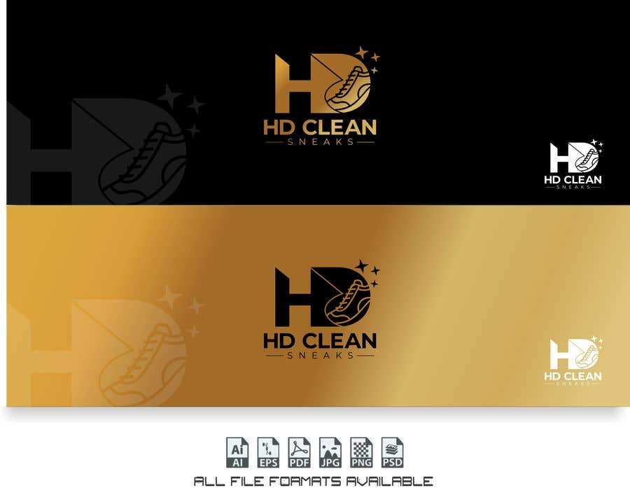 Bài tham dự cuộc thi #                                        220                                      cho                                         HD Clean Sneaks logo