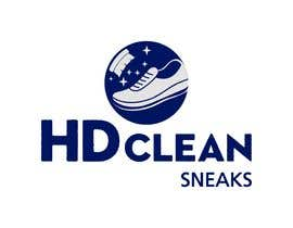 #225 cho HD Clean Sneaks logo bởi inamura679