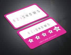 #55 for design for loyalty card by shaheensiddique6