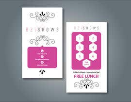 #50 for design for loyalty card by shahnaz98146