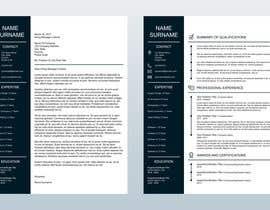 #22 untuk Resume Design oleh dataentry4expert