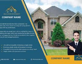 #19 for design a real estate postcard for me (i'm a realtor) by Reshmahaque44