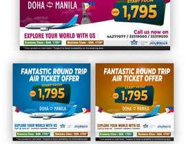#40 untuk Ad for instgram & Facebook Advertisment use - Travel Agency Ad oleh brahmaputra7