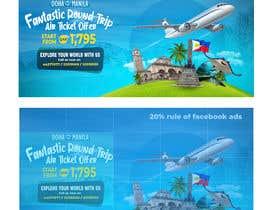 #45 untuk Ad for instgram & Facebook Advertisment use - Travel Agency Ad oleh brahmaputra7