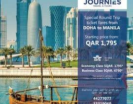 #29 untuk Ad for instgram & Facebook Advertisment use - Travel Agency Ad oleh petersamajay