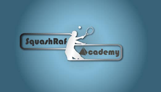 #12 for Squashraf Academy by kangian