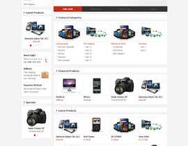 #39 for Website Design for Magento af dragnoir