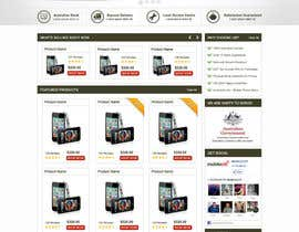 #15 for Website Design for Magento af herick05
