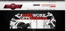 Contest Entry #363 for Simple Logo Design for Gym