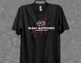 #74 untuk San Antonio Premier Cup T Shirt Designs oleh digitalstudio5