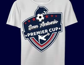 #94 untuk San Antonio Premier Cup T Shirt Designs oleh pricila2