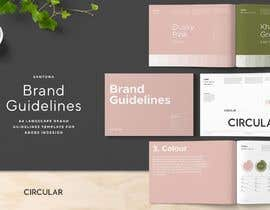 #35 for Brand guidelines, logo, creation of eBook cover and guides by evercreative