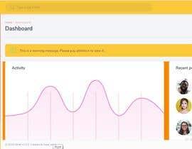 Nro 8 kilpailuun Define colors pallette for web app käyttäjältä SopnoSmoron