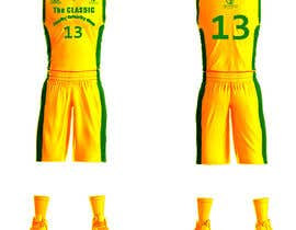 #15 для Design a basketball team uniform от alaasaleh6