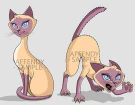 AffendyIlias tarafından We Need Two 2D Cat Characters For A New Streaming Series için no 34