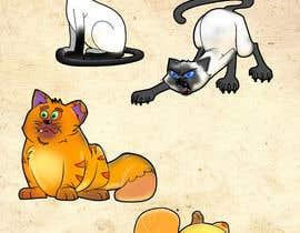 abelcabreraART tarafından We Need Two 2D Cat Characters For A New Streaming Series için no 48