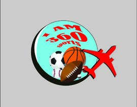 #10 para IAM360SPORTS TRAVEL 3D logo redesign por imransumon