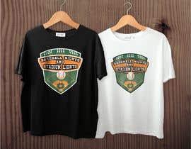 #16 untuk baseball tshirt design contest oleh CorneliaTeo