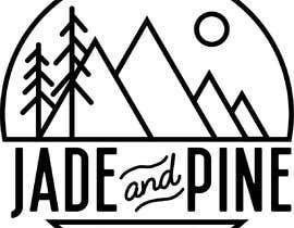 JessicaJia tarafından Logo Design for Company ( Jade & Pine ) için no 64