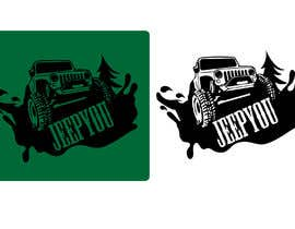 #18 for Create logo & Sticker file for fun masculine lifestyle brand called JeepYou by tarekhfaiedh