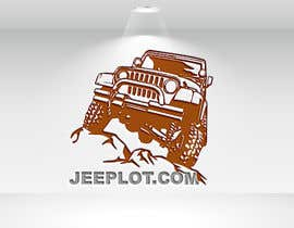 "#114 untuk Logo and Branding for ""JeepLot"" our site JeepLot.com oleh farhanurrahman17"