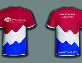 #10 для Diseño de remera para evento deportivo от Pyertz