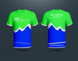 #13 для Diseño de remera para evento deportivo от Pyertz