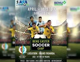 Nro 11 kilpailuun design a soccer flyer käyttäjältä UniqueDesign36