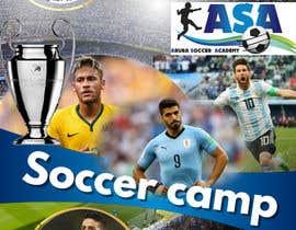 Nro 5 kilpailuun design a soccer flyer käyttäjältä AliSha512