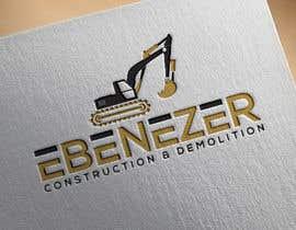 #121 untuk Need a logo for a construction and demolition company oleh hawatttt